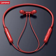 Lenovo Wireless Bluetooth Earphones Headphones Magnetic Sports Running Headset I