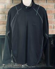 C9 Champion Men Xl Pullover Athletic 1/4 Zip Long Sleeve Fleece Lined