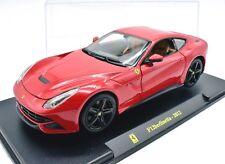 MODELLINO AUTO FERRARI F12 SCALA 1:24 CAR MODEL MINIATURE DIECAST COCHE MODELL