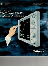 Introducing The Tektronix 11401 Amp 11402 Digitizing Oscilloscopes 070 6103 00
