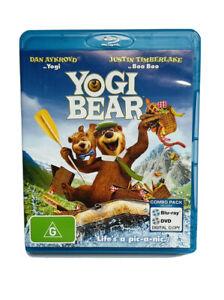 Yogi Bear DVD BLURAY (2-disc)