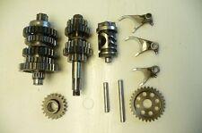 #3269 Kawasaki KX250 Transmission & Miscellaneous Gears / Shifter Drum & Forks