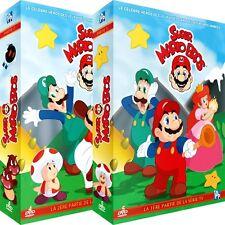 ★ Super Mario Bros ★ Intégrale de la série TV - 2 Coffrets - 9 DVD