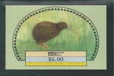 NEW ZEALAND # 918a MNH KIWI BIRDS Booklet