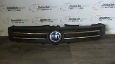 2004 FIAT PANDA 1.2 PETROL FRONT GRILLE IN BLACK PLASTIC GREY (632) PAINTED TRIM
