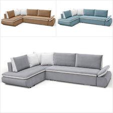Ecksofa Volter Eckcouch mit Schlaffunktion Sofa Couch Bettsofa Schlafcouch