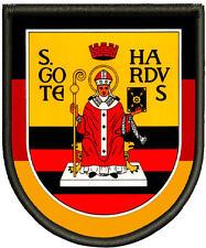 Wappen  von  Gotha  Aufnäher, Pin ,Aufbügler.