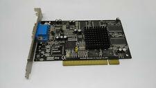 S3 Savage 4 16MB PCI VGA Card - PCI Slot RARE CARD!!
