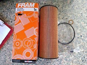 QUALITY FRAM ENGINE OIL FILTER - FITS: SKODA SUPERB 2.5TDi V6 (2002-08)