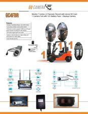 Forklift Wireless Camera System 360 Deg View By Gocamera360