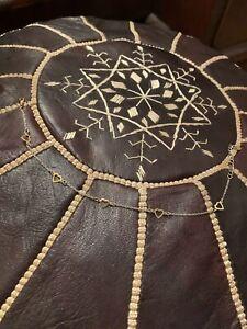 Silver & Goldtone Heart Fashion Anklet B(228)