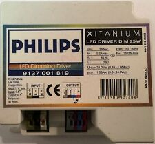PHILIPS 9137001819 - LED Dimming driver 25W Philips xitanium