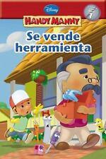 Handy Manny: Se vende herramienta (Spanish Language edition) (Disney-ExLibrary