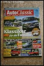 Auto Classic 6/08 DB 350 SEL BMW 2000 NSU Prinz TTS