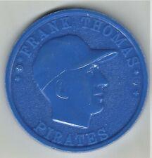 1959 Armour Coin - Frank Thomas - Royal Blue - Mint!