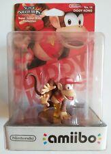 Nintendo Amiibo - Super Smash Bros. - No. 14 - Diddy Kong (Neuf)