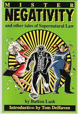 SUPERNATURAL LAW VOL 5 MISTER NEGATIVITY SOFTCVR GN TPB LAWYER HUMOR BY LASH NEW
