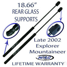 "18.66"" Rear Window Glass Lift Supports For Late 2002 Explorer Mountaineer"