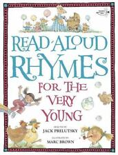 Read-Aloud Rhymes for the Very Young (2016, Picture Book)