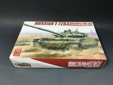 ModelCollect UA72102 1/72 Russian T-72B3 Main Battle Tank - 2017 Victory Day