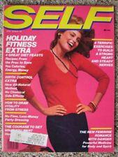 11/1979 SELF Kim Alexis by Bill King GIA Carangi Peggy Dillard Maidenform