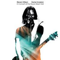 STEVEN WILSON - HOME INVASION: LIVE AT ROYAL ALBERT HALL (2CD+DVD) 2CD+DVD NEW!