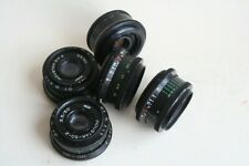 INDUSTAR 50-2   f/3.5 50mm Russian SLR Lens M42