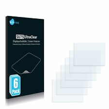 6x Screen Protector for Samsung NX11 Plastic Film Invisible Shield Clear