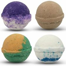 Natural Bubble Bath Bombs to Relax and Detox Ultra Moisturizing Great Gift Set