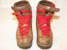 VENDRAMINI ITALY HIKING LEATHER MEN'S BOOTS USA 10.5