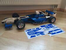 Lego Technic Technik Racer 8461 Williams F1 . Top Zustand! Neue Aufkleber