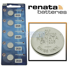 CR1225 Renata Watch Battery Swiss Made 3V Lithium Battery Official Distributor