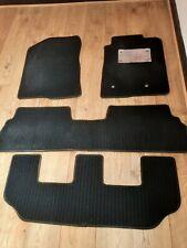 Toyota Corolla Verso 2004 To 2009 OEM Fit Heavy Ribtex Carpet Mats