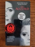 Jodie Foster and Kelly Mcgillis - The Accused (VHS, 1988)