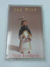 TODD RUNDGREN 2nd Wind 426478 Cassette Tape
