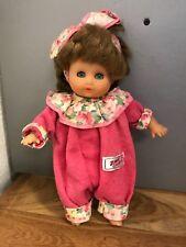 Zapf Puppe Vinyl Puppe 24 cm. Top Zustand