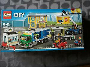 LEGO CITY 60169 -Le terminal à conteneur- boite neuve,scellée
