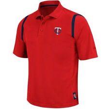 Minnesota Twins Polo Shirt Crusher XL Baseball MLB NWT
