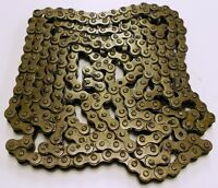 REX REXNORD, #40, 1/2 PITCH ANSI ROLLER CHAIN, RIVETED, 40-RIV,  10'
