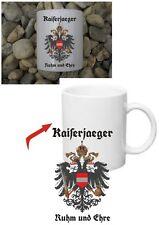 Kaiserjaeger Austria Kuk Coffee Mug Cup Monarchy Empire WWI WK1