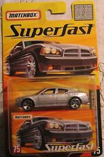 Superfast 2006 Dodge Charger R/T - Matchbox Serie Nr.75 - viele Bilder!