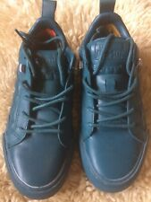 Kid's Converse All Star Shoes Trainers Size UK 2.5 EU 35 Teal