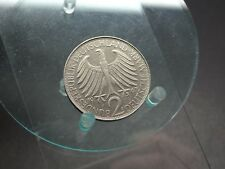 2 Deutsche Mark 1967 G Max Planck BRD