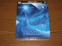 Frozen (4K Ultra HD/Blu-Ray, 2-Disc Steelbook, Includes Digital Copy)