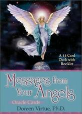 Messages from Your Angels: Oracle Cards (Deck) by Virtue PhD, Doreen 1561709069