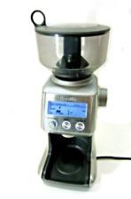 Breville Smart Coffee Grinder BCG800XL Stainless Steel Black