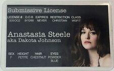 Anastasia Steele - 50 Shades Of Grey - Submissive License - Novelty