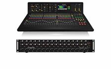 Midas M32IP mint 40-CH Digital Mixer Console + DL32 32-Ins / 16-Outs Stage Box