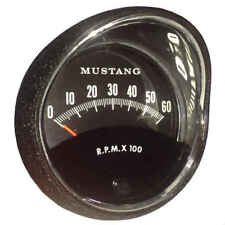 65 Ford Mustang Rally Pack Tach - NOS in original packaging