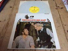 STEPTOE & SON RIDE AGAIN RARE COMEDY LP 1970 Golden Guinea